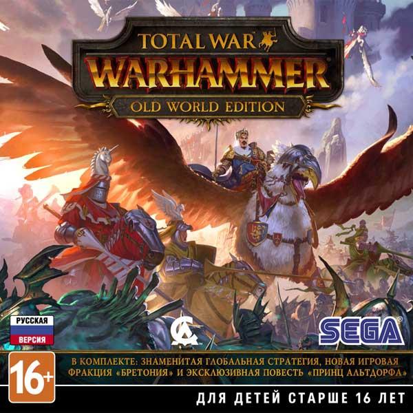 Видеоигра для PC . Total War: Warhammer видеоигра для pc warhammer 40 000 dawn of war iii