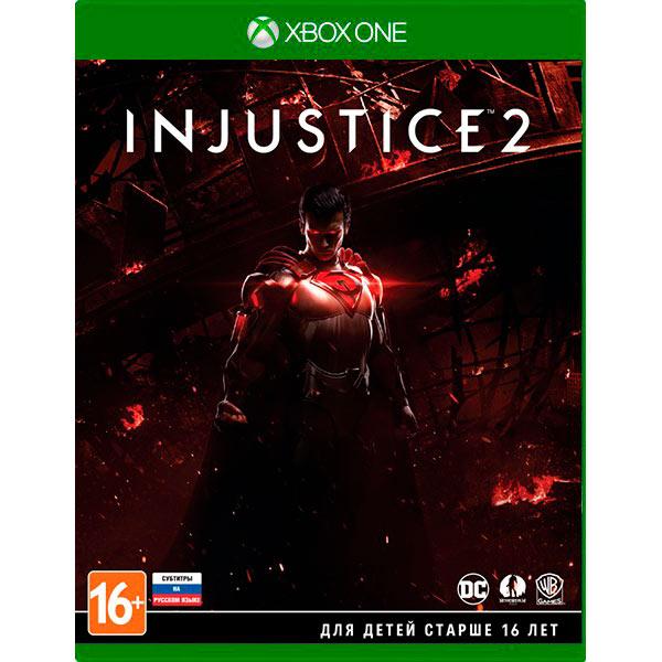 Видеоигра для Xbox One . InJustice 2