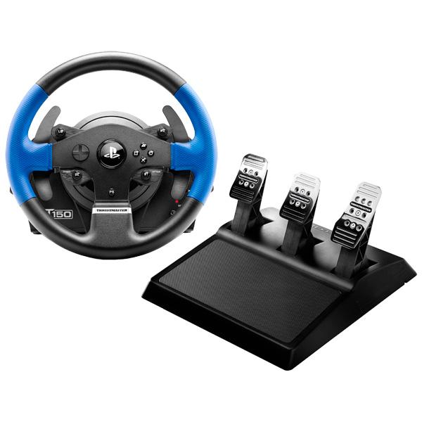игровой руль thrustmaster t80 4160598 Игровой руль Thrustmaster руль T150 RS EU PRO