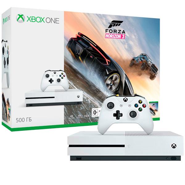 Игровая консоль Xbox One Microsoft