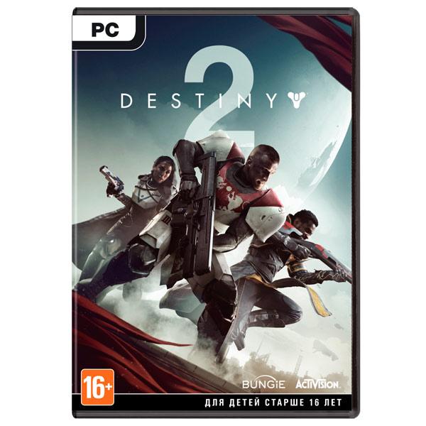 Видеоигра для PC Медиа Destiny 2 (код загрузки, без диска)