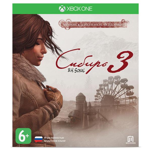 Видеоигра для Xbox One Медиа Сибирь 3. Коллекционное издание эксмо война и мир в футболе коллекционное издание page 3