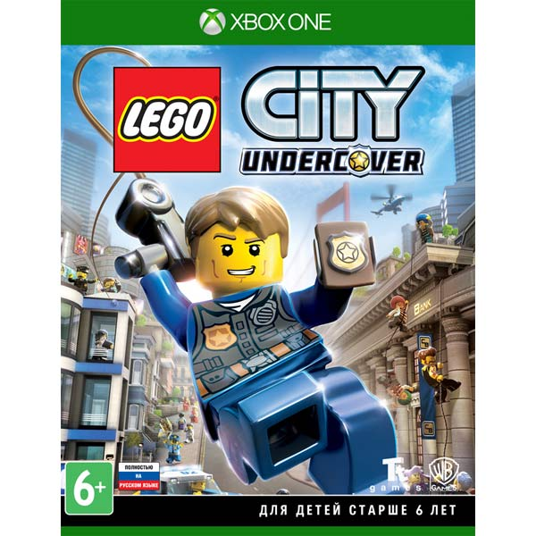 Видеоигра для Xbox One . LEGO CITY Undercover цена и фото