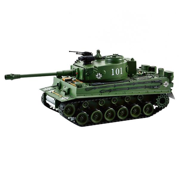 Радиоуправляемый танк Mioshi Тигр-МI, 44 см (MAR1207-024) mioshi 30см mar1207 001