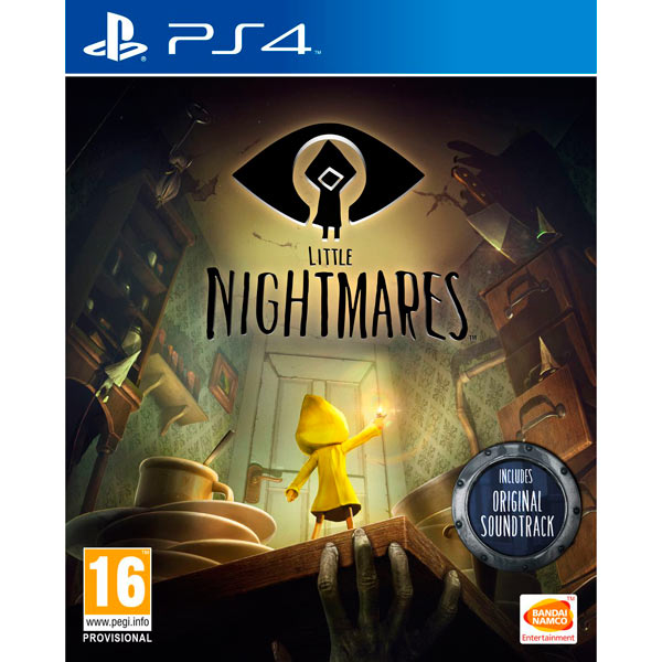 Видеоигра для PS4 . Little Nightmares Special Edition
