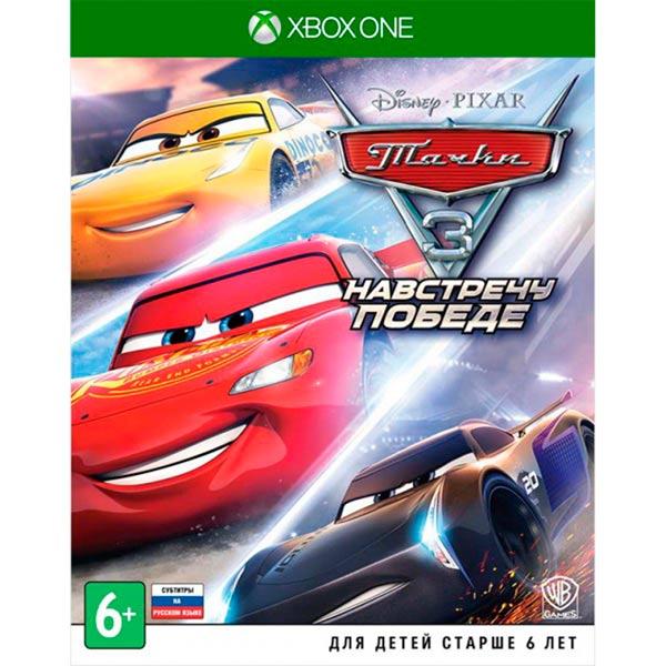 Видеоигра для Xbox One . Тачки 3