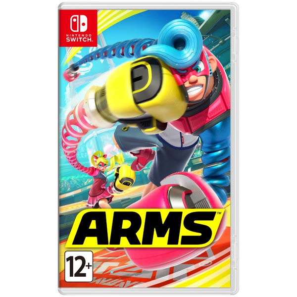 Игра Nintendo — Switch Arms