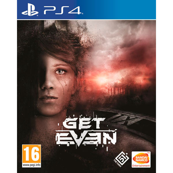 Видеоигра для PS4 . Get Even even cowgirls get the blues