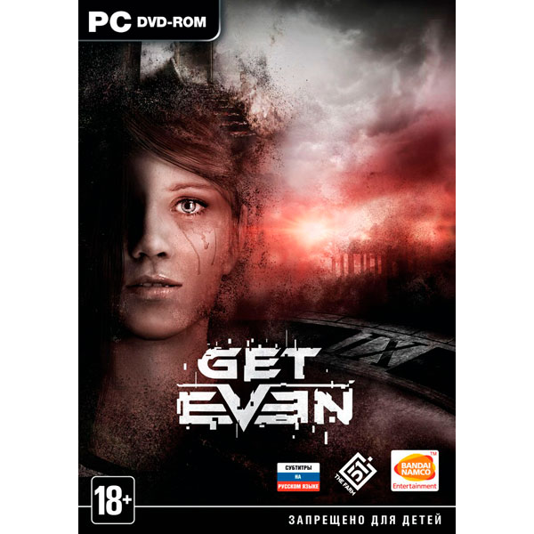 Видеоигра для PC . Get Even even cowgirls get the blues
