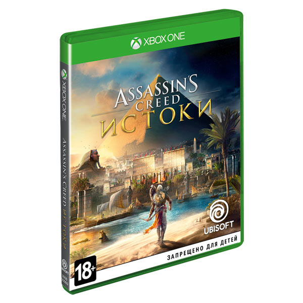 Xbox One игра Ubisoft Assassin's Creed Истоки фото