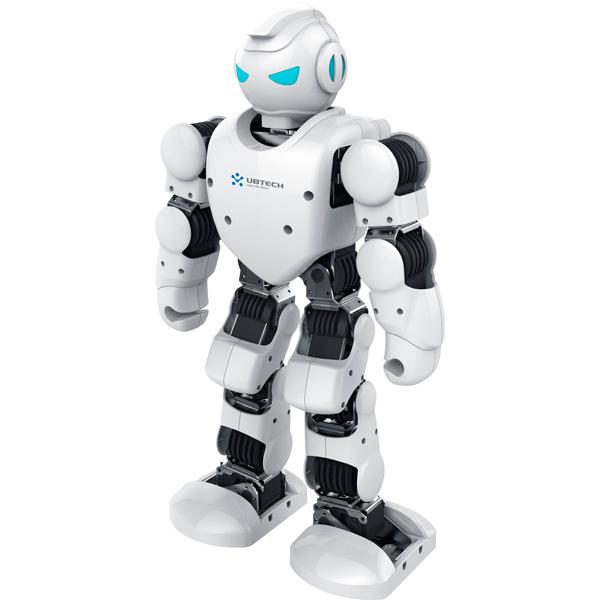 Радиоуправляемый робот UBTech Alpha 1Pro polzovateli android ydaliaut prilojeniia chashe polzovatelei ios