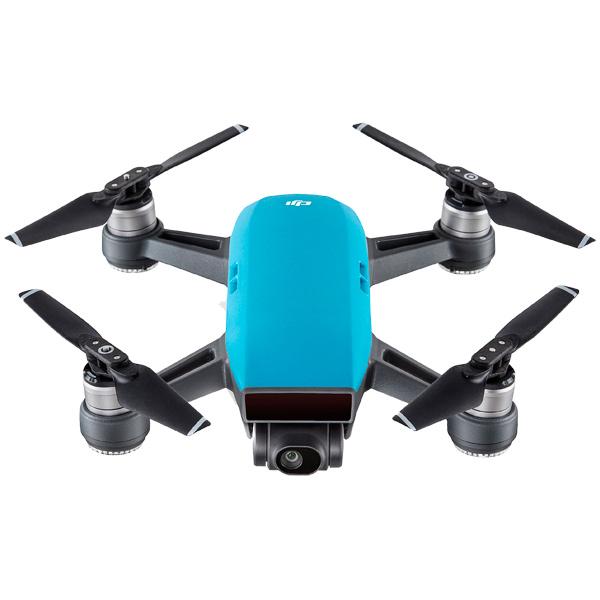 DJI, Квадрокоптер, Spark Fly More Combo Sky Blue