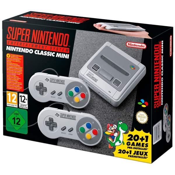 Nintendo, Игровая приставка, Super