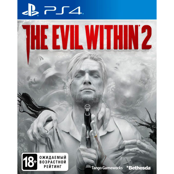 Видеоигра для PS4 . The Evil Within 2 the evil within the consequence цифровая версия