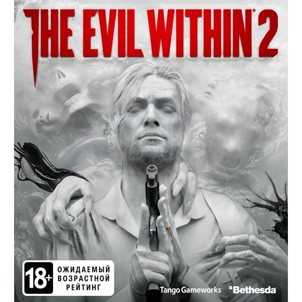 Видеоигра для PC . The Evil Within 2 (код загрузки, без диска) the evil within the consequence цифровая версия
