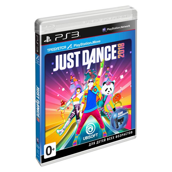 Игра для PS3 . Just Dance 2018 игра для nintendo just dance 2018