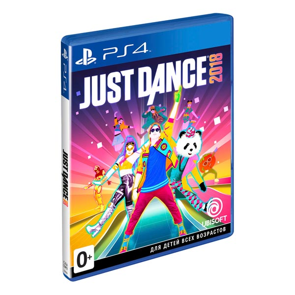 Видеоигра для PS4 . Just Dance 2018 игра для playstation 4 just cause 3 collector s edition