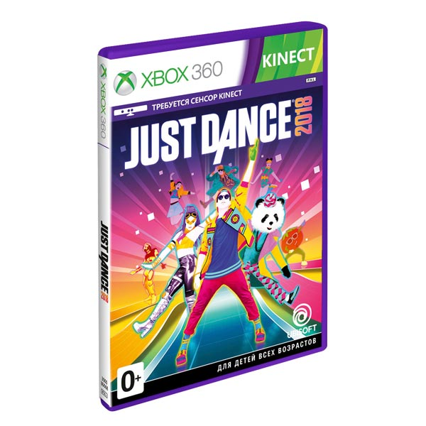 Игра для Xbox . Just Dance 2018 игра для nintendo just dance 2018