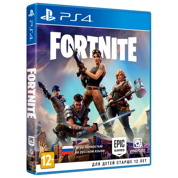 igra ps4 epic games fortnite - fortnite on psp