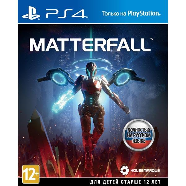 Видеоигра для PS4 . Matterfall