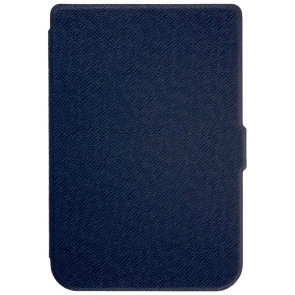 Чехол для электронной книги PocketBook 614/615/625/626 (PBC-626-BL-RU) электронная книга pocketbook 626 plus grey 6 e ink carta 1024x758 touch screen 1ghz 256mb 4gb microsdhc подсветка дисплея