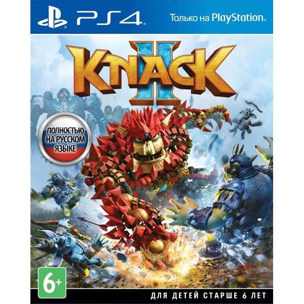все цены на Видеоигра для PS4 . Knack 2 онлайн