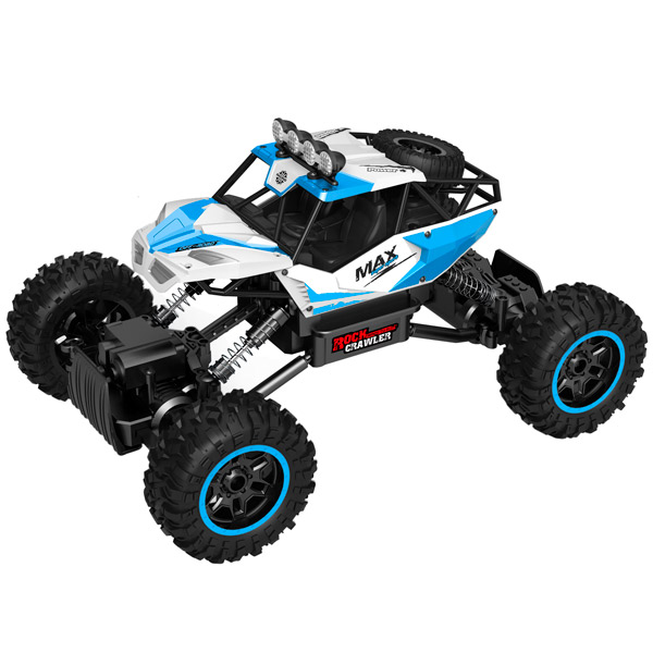 Радиоуправляемая машина Blue Sea Rock crawler, 1:14, 4WD синий аккумулятор для шуруповертов hitachi 14 4 в 1 5 а ч ni сd hb dcw ni patriot 190200104