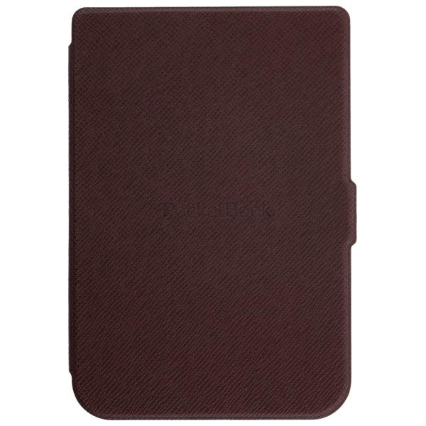 Чехол для электронной книги PocketBook 614/615/625/626 (PBC-626-BR-RU) чехол goodegg lira для pocketbook 614 624 626 640 коричневый