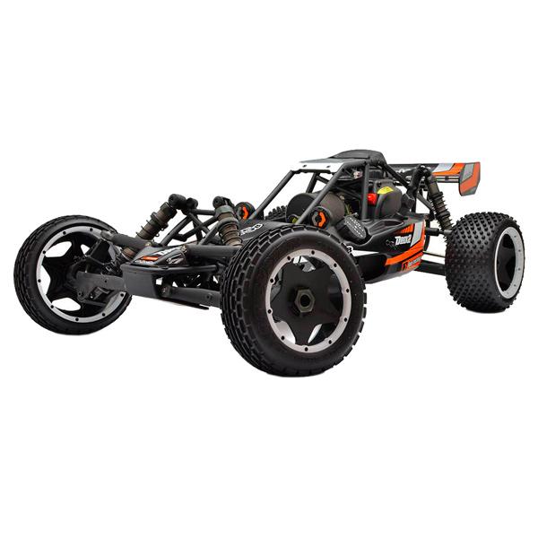 Радиоуправляемая машина HPI Racing Багги 1/5 - Baja 5B with D-Box 2 RTR радиоуправляемая машина для дрифта hpi racing rs4 sport 3 drift subaru brz 4wd rtr масштаб 1 10 2 4g