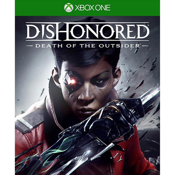 Видеоигра для Xbox One . Dishonored: Death of the Outsider