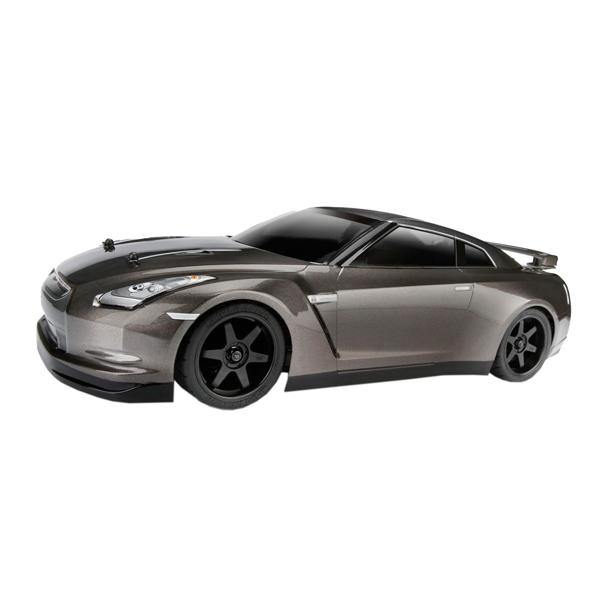 Радиоуправляемая машина HPI Racing Туринг 1/10 Sprint 2 Sport Nissan GT-R (R35) радиоуправляемая машина для дрифта hpi racing rs4 sport 3 drift subaru brz 4wd rtr масштаб 1 10 2 4g