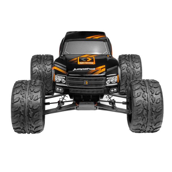 все цены на Радиоуправляемая машина HPI Racing Монстр 1/10 электро - Jumpshot MT 2WD онлайн