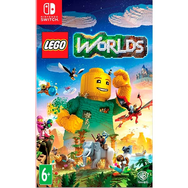 Nintendo Switch игра WB LEGO Worlds