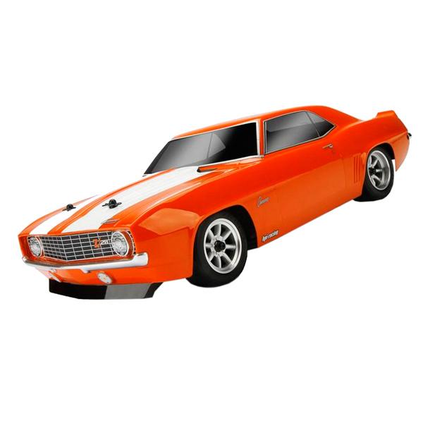 Радиоуправляемая машина HPI Racing Туринг 1/10 Sprint 2 Sport 1969 Chevrolet Camaro радиоуправляемая машина для дрифта hpi racing rs4 sport 3 drift subaru brz 4wd rtr масштаб 1 10 2 4g