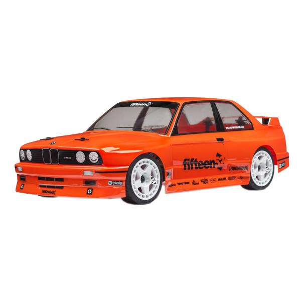 Радиоуправляемая машина HPI Racing Туринг 1/10 RS4 Sport 3 BMW E30 M3 радиоуправляемая машина для дрифта hpi racing rs4 sport 3 drift subaru brz 4wd rtr масштаб 1 10 2 4g