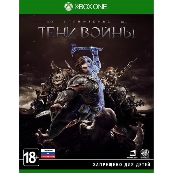 Xbox One игра WB Средиземье:Тени Войны