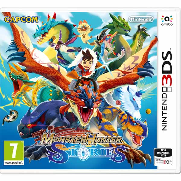 Nintendo ассортимент 2 Nintendo 3DS Monster Hunter Stories