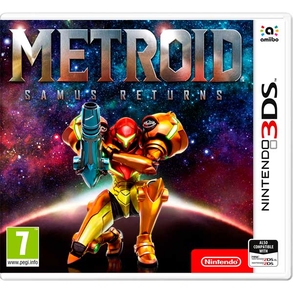 Nintendo ассортимент 2 Nintendo 3DS Metroid:Samus Returns