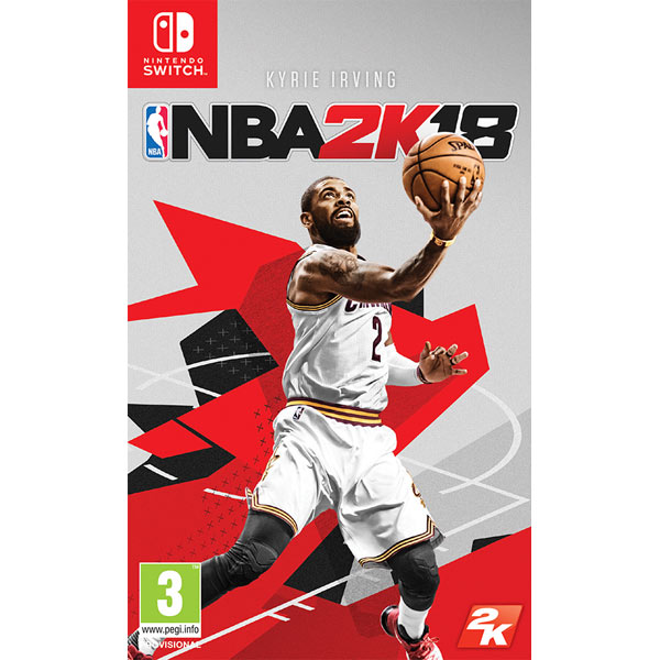 Игра для Nintendo NBA 2K18 nba 2k18 legend edition gold цифровая версия