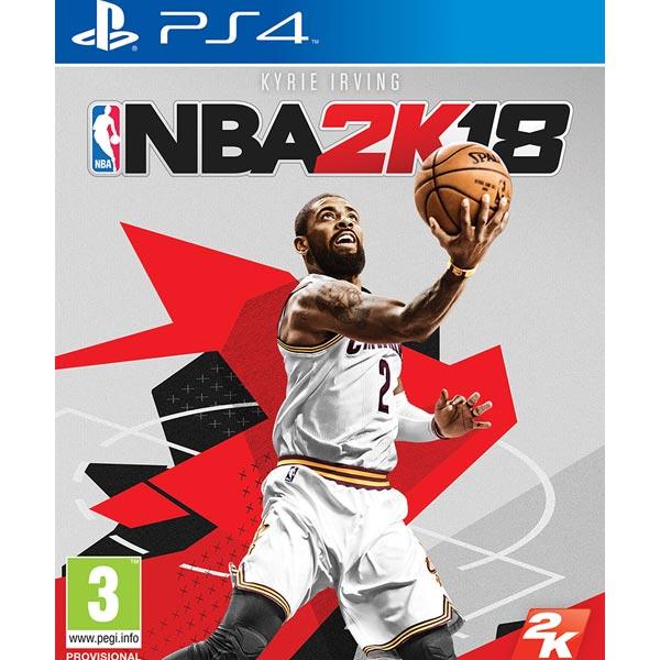 Видеоигра для PS4 . NBA 2K18