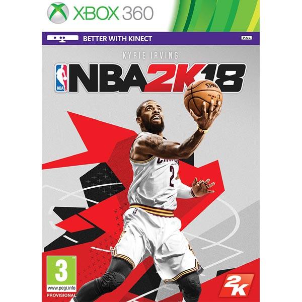 take two ремень XBOX-ассортимент 1 Медиа NBA 2K18