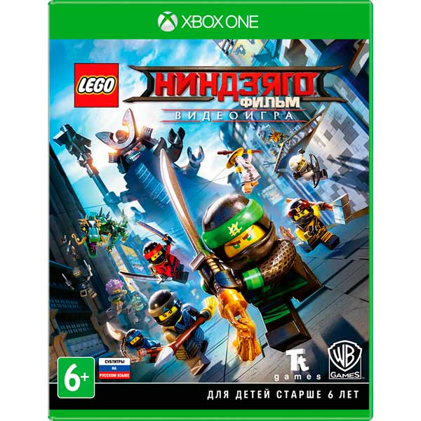 Видеоигра для Xbox One . LEGO:Ниндзяго Фильм видеоигра для xbox one dishonored