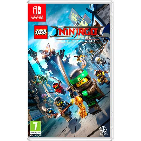Nintendo, Игра для, LEGO:Ниндзяго Фильм
