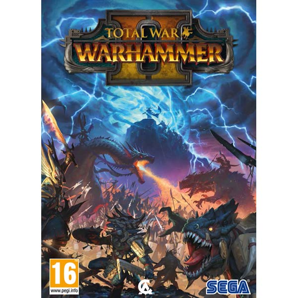 Видеоигра для pc+ ., Total War: Warhammer II