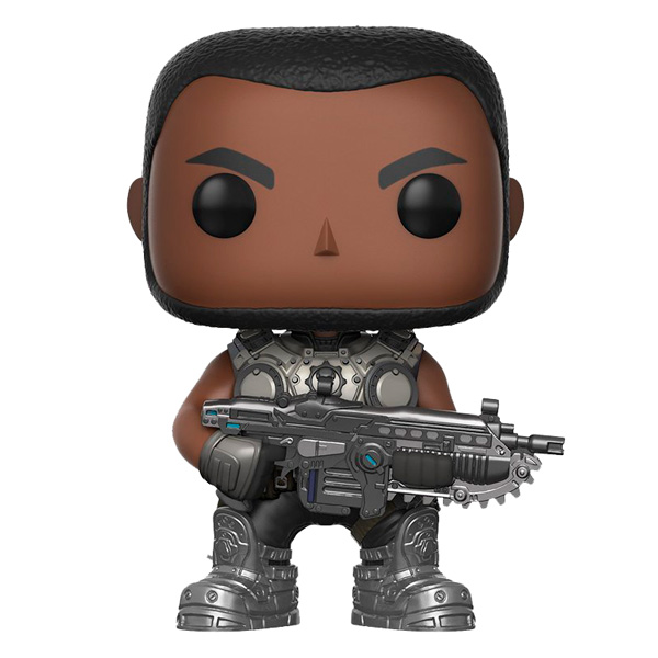 Фигурка Funko POP! Games: Gears of War: Augustus Cole майка классическая printio gears of war 2
