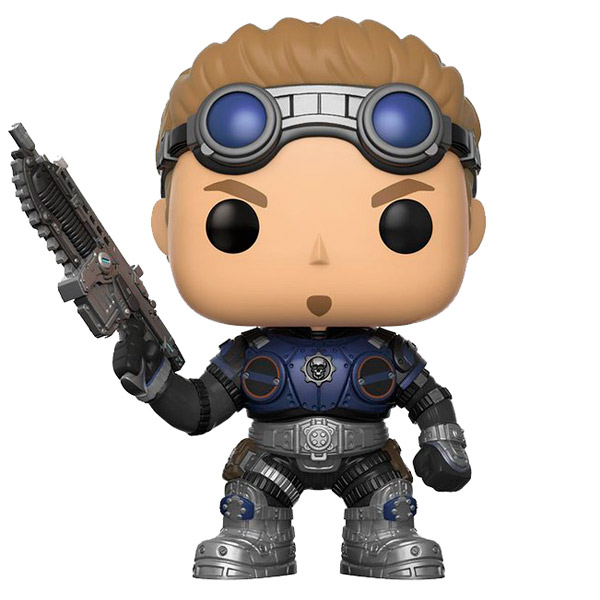 Фигурка Funko POP! Games: Gears of War: Damon Baird (Armored) фигурка gears of war 4 jd fenix 17 см