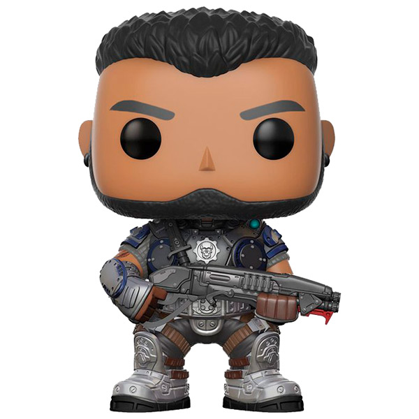 Фигурка Funko POP! Games: Gears of War: Dominic Santiago фигурка gears of war 4 jd fenix 17 см