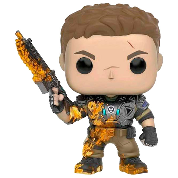 Фигурка Funko POP! Games: Gears of War: JD Fenix w/Slime майка классическая printio gears of war 2