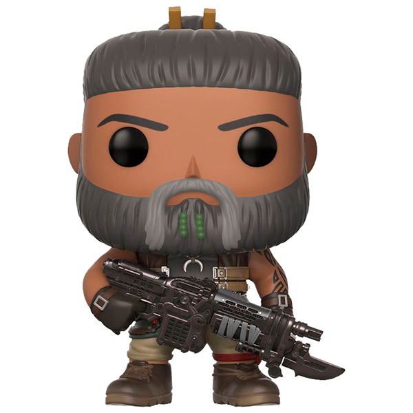 Фигурка Funko POP! Games: Gears of War: Oscar Diaz фигурка funko pop games gears of war damon baird armored 9 5 см