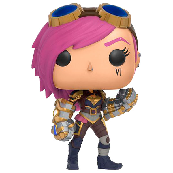Фигурка Funko POP! Games: League of Legends: Vi фигурка funko pop games gears of war damon baird armored 9 5 см